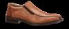 Rieker herreloafer brun B2360-25