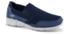 Skechers herre slip-in marineblå 52984