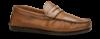 Odiin herreloafer brun