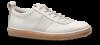 ECCO herresneaker hvid 200414 CREPETRAY