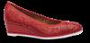 Tamaris damesko rød 1-1-22312-32