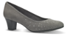 Jana Softline damepump grå 8-8-22407-21
