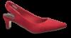 Duffy damepump rød 97-00599