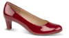Gabor damepump rød 31300