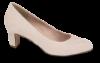 Tamaris damepump rosa 1-1-22418-23
