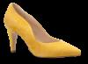 Caprice damepumps gul 9-9-22412-22