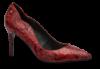 Menbur damepump rød 20806X718