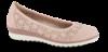 B&CO dameballerina rosa
