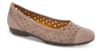 Gabor dameballerina brun 44169