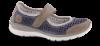 Rieker damesko blå/grå L32B5-42