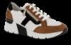 Rieker Damesko med snøre Hvid N6303-64
