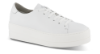 Tamaris damesneaker hvit 1-1-23756-24