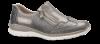 Rieker dame-slipin gråblå L3295-12