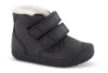 Bundgaard babystøvel sort BG303156C