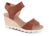Caprice damesandal brun 9-9-28706-24