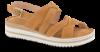Nordic Softness sandal brun kombi 4211160132