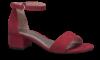 Tamaris damesandal rød 1-1-28201-22