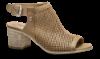 Nero Giardini damesandal brun P908170D