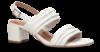 Tamaris damesandal hvit 1-1-28386-22