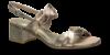 Marco Tozzi damesandal sølv 2-2-28203-32