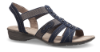 Jana Softline damesandal navy 8-8-28163-22