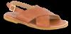 Angulus Damesandal Brun 5637-101
