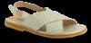 Angulus Damesandal Grønn 5637-103