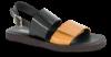 Angulus Damesandal Gul 5654-101