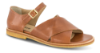 Angulus Damesandal Brun 5691-101
