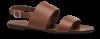 Vagabond damesandal brun 4731-201