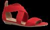 Tamaris damesandal rød 1-1-28188-22