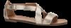 Vagabond damesandal guld 4531-083