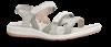 ECCO damesandal sølvgrå 821833 CRUISE II