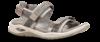 ECCO damesandal grå 880623 X-TRINSIC