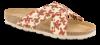 Rohde Damesandal Rød 5587