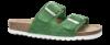 B&CO damesandal grøn