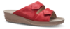 Rohde damesandal rød 1946