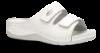 Tamaris damesandal hvit 1-1-27510-22