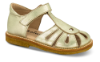 Skofus sandal guld 4811102601