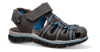 KOOL sandal grå kombi 4811102721