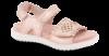 ECCO børnesandal shiny rosa 700212 FLORA