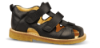 Angulus barnesandal sort 0505-104