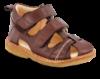 Angulus Babysandal Brun 0506-101