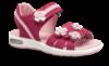 SuperFit børnesandal rød/rosa 409133