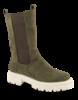 B&CO kakigrønn støvlett 5221501542