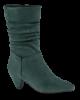 B&CO damestøvlett grønn