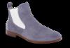 Marco Tozzi kort damestøvlett blå 2-2-25301-34