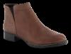 Rieker kort damestøvlett brun 73484-24