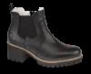 Rieker kort damestøvlett sort Y8650-00