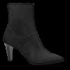 Tamaris kort damestøvlett sort 1-1-25367-21